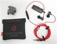 MONSTER BEATS BY DR. DRE IBEATS HEADPHONES
