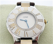 CARTIER LADIES MUST DE 21 WATCH