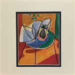 HENRY MATISSE *THE PINEAPPLE* MATTED HELIOGRAVURE
