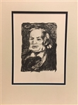 RENOIR *RICHARD WAGNER* RARE LITHOGRAPH MATTED