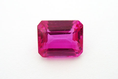 LOOSE PINK SAPPHIRE 7.97 CTS.