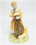 "ROYAL DOULTON ""PUPPY LOVE"" FIGURINE"