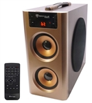 NEW ROCKVILLE RHB70 HOME THEATER SPEAKER SYSTEM