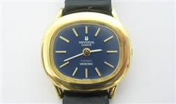 18K UNIVERSAL GENEVE/TIFFANY & CO. LADIES WATCH