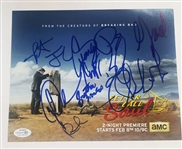 """Better Call Saul"" Hand Signed Photograph"