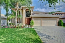 HOUSE IN CORAL SPRINGS FLORIDA PREMIER GATED COMMUNITY