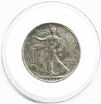 EXTREMELY RARE 1921 D WALKING LIBERTY HALF DOLLAR